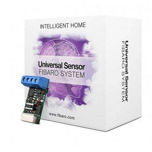 Sensor binario universal FIBARO.