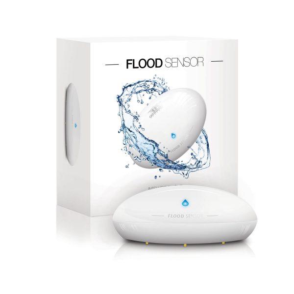 Sensor de inundación FIBARO.